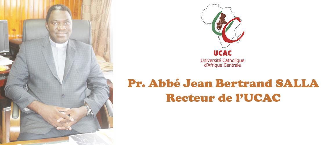 Pr Abbé Jean Bertrand SALLA.
