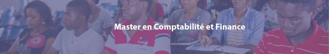 Master en Comptabilité et Finance