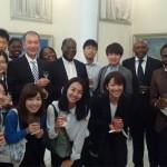 PARTNERSHIP UCAC - SOPHIA UNIVERSITY - TOKYO, JAPAN