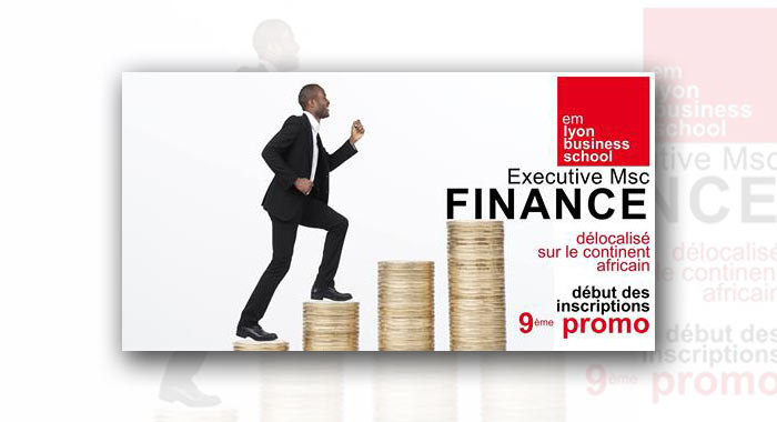 Executive Msc Finance de l'EM Lyon Business School délocalisé au CAMEROUN