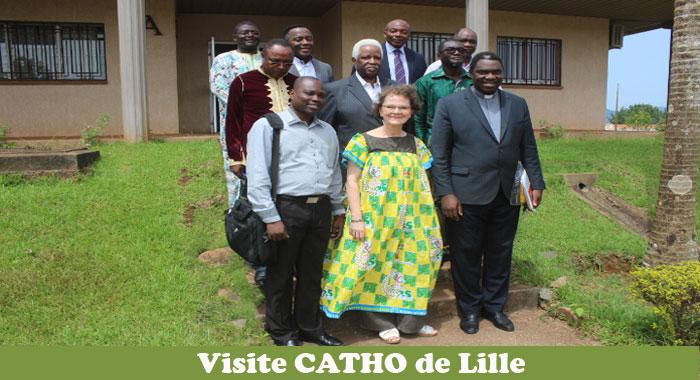 Coopération UCAC-CATHO de Lille