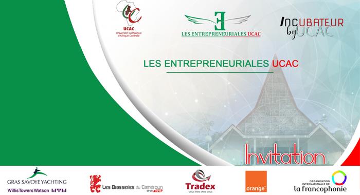 Les Entrepreneuriales UCAC