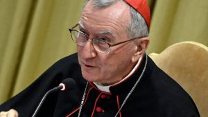 Cardinal Pétro PAROLIN - Lectio Magistralis à l'UCAC, le 1er Février 2021, à l'UCAC.