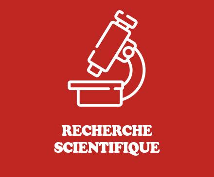 UCAC-Recherche Scientifique