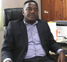 Rév. Père Dr Richard NGONO EDJILI, Sac. Doyen