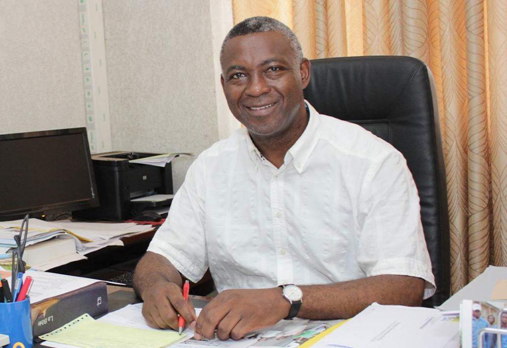 Rév. Père Dr Thomas Bienvenu TCHOUNGUI, Vice-Doyen de la Faculté de Théologie