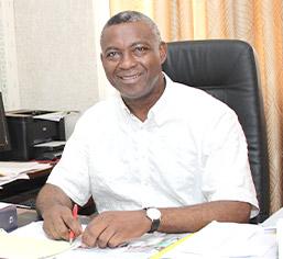Rév. Père Dr Thomas Bienvenu TCHOUNGUI, Vice-doyen