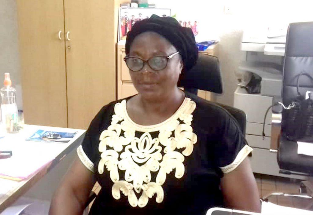 Mme. Agnès TCHUINKAM Secrétaire