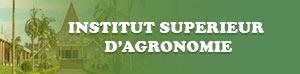 INSTITUT SUPERIEUR AGRONOMIE
