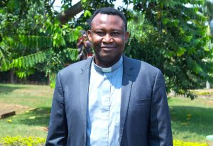 Rev. Père Dr. Clément ABOUDI NOLA - Vice-doyen