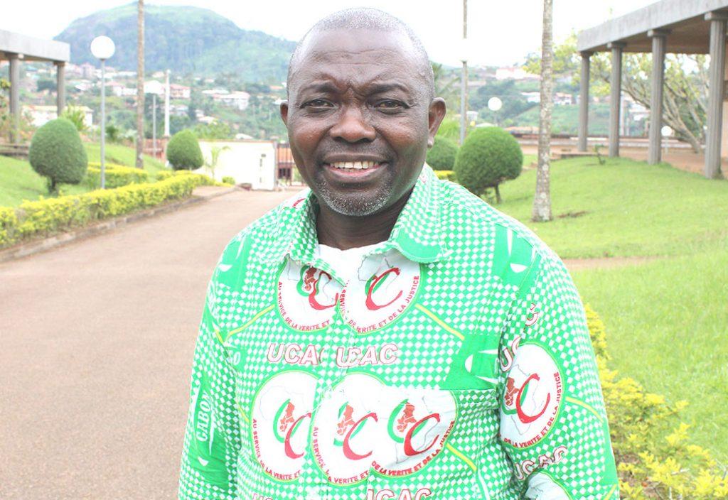 Rév. Père Dr Charles MOUNKALA - Directeur Adjoint