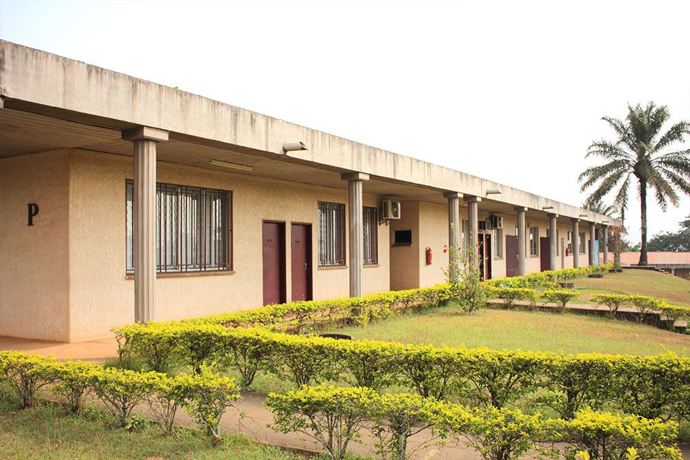 UCAC Bâtiment-Faculté de Théologie