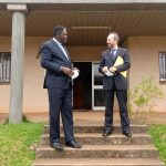 Visite de travail de l'Ambassadeur du Royaume d'Espagne à l'UCAC