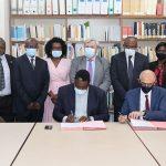 L'Université Senghor signe un partenariat fondateur du Campus Senghor au Cameroun avec l'Université Catholique d'Afrique Centrale