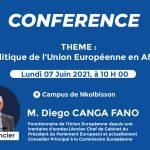 2ème Conférence publique sur l'Union Européenne