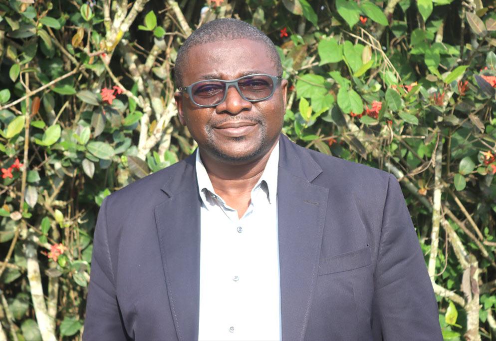 Directeur Formation Continue - Pr. NKOULOU NKOULOU ZOZO